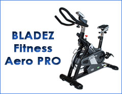 Bladez Fitness Aero PRO Indoor Bike