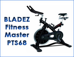 Bladez Fitness Master PTS68 Indoor Cycle