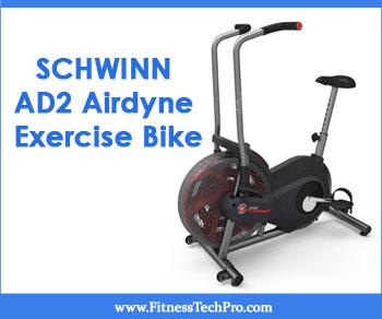 Schwinn Ad2 Airdyne Exercise Bike Review Fitness Tech Pro