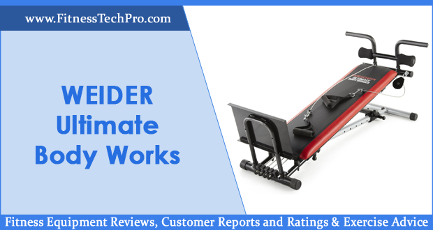 Weider Ultimate Body Works Home Gym Review