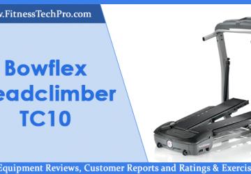 Bowflex Treadclimber TC10