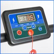 Confidence PowerPlus Motorized Electric Treadmill