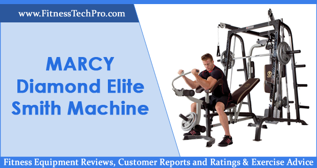 Marcy Diamond Elite Smith Machine Review