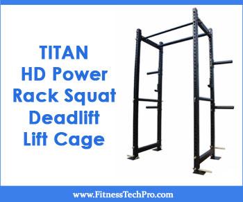 Titan HD power rack