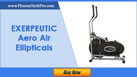 Exerpeutic Aero Air Ellipticals