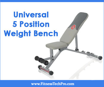 Gentil Universal 5 Position Weight Bench Review