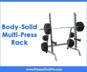Body Solid Multi Press Rack