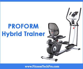Proform Hybrid Trainer New Model