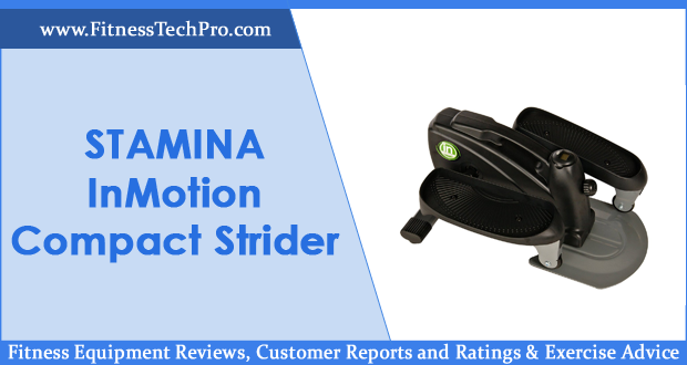Stamina InMotion Elliptical Review