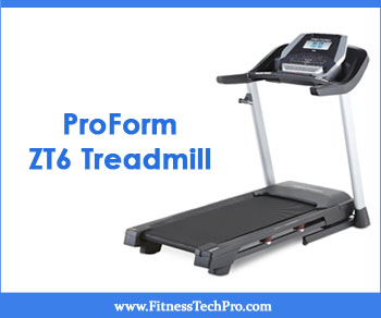 Proform zt6 treadmill review fitness tech pro for Proform zt6 treadmill