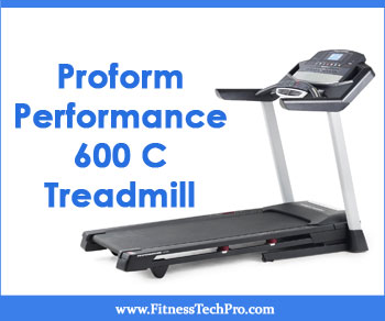 Proform Performance 600C Treadmill
