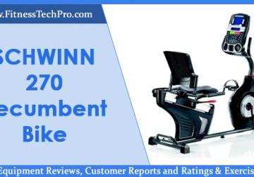 Schwinn 270 Recumbent Bike