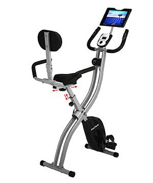 Innova xbr450 folding exercise bike