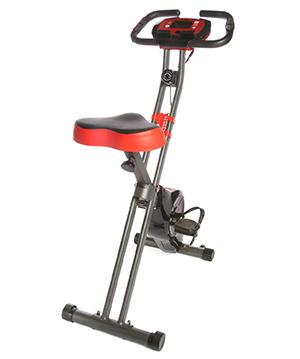 Ivation folding exercise bike