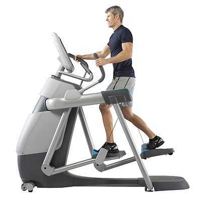 precor amt 835 elliptical trainer