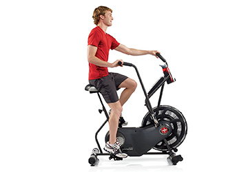 schwinn airdyne ad6 exercise bike
