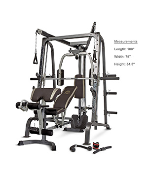 marcy diamond elite smith machine