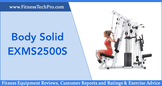 body solid exm2500s