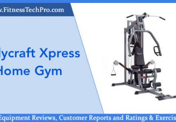 Bodycraft Xpress Home Gym review