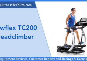Bowflex TC200 Treadclimber review