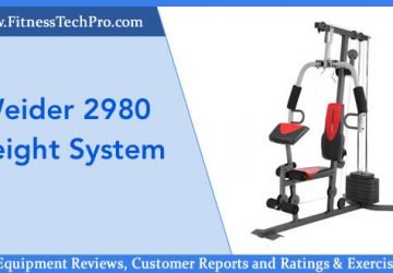 Weider 2980 Weight System review