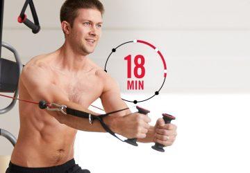 18mins workout