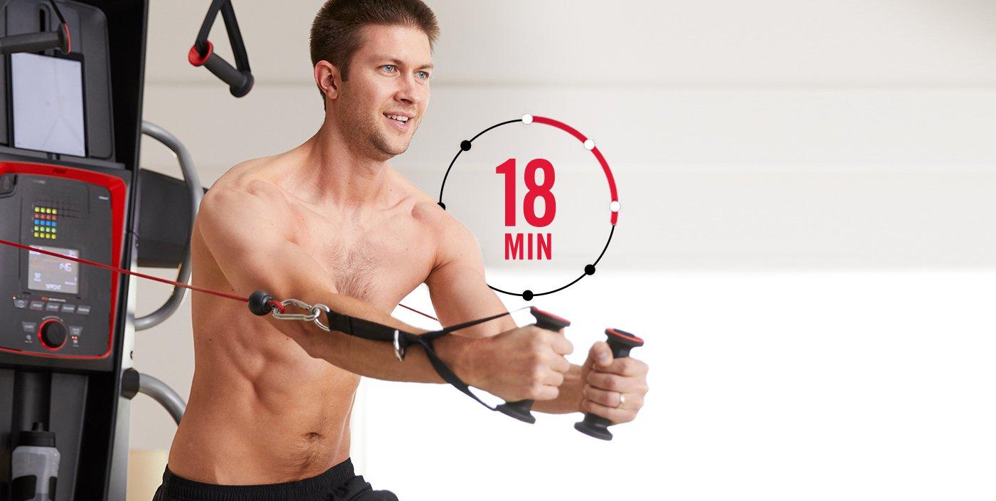 Bowflex 18mins workout