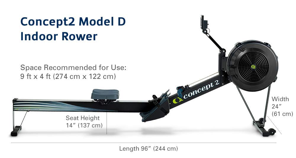 concept2 model indoor rower